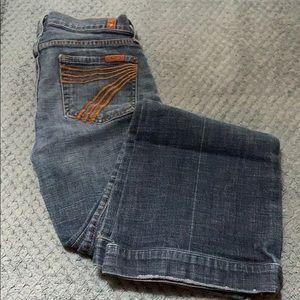 7 Dojo jeans Size 24